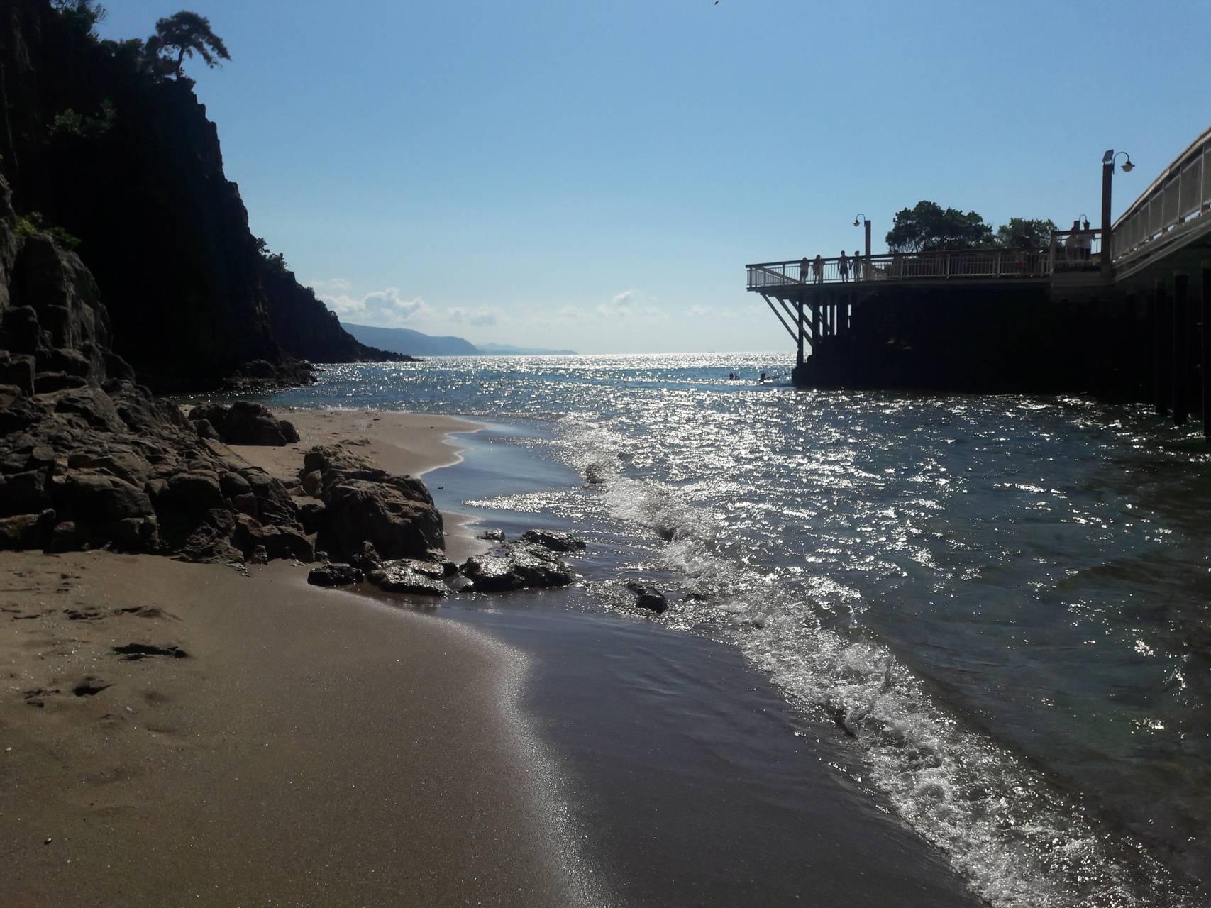 Deniz kum gunes