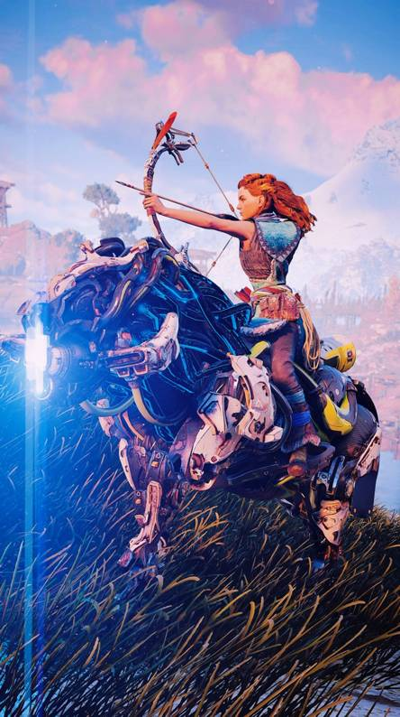 The Best Horizon Zero Dawn Wallpaper 4K  PNG