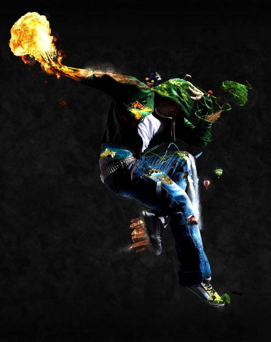 Fiery Dance