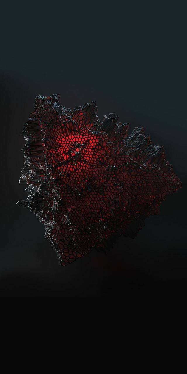 Abstract blackred