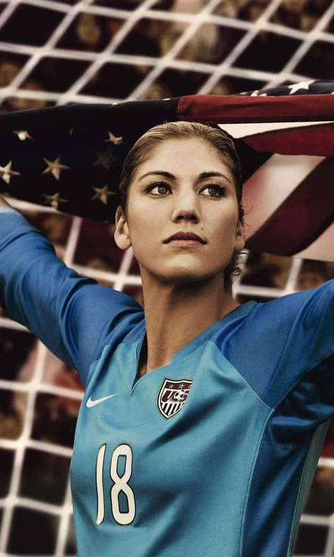 USA soccer gk