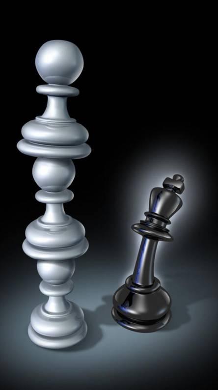 Pawns vs King