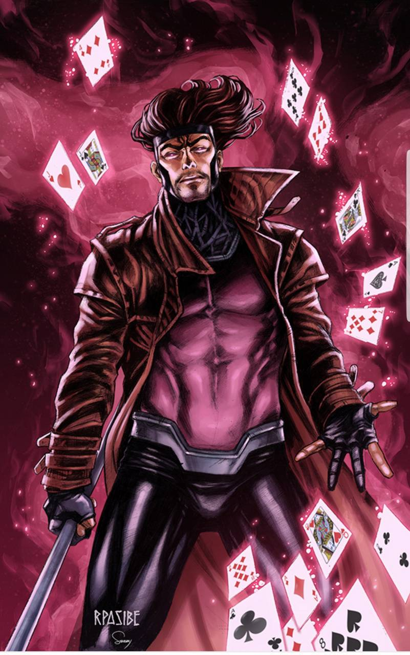 Gambit Wallpaper By Chicoltno83 63 Free On Zedge