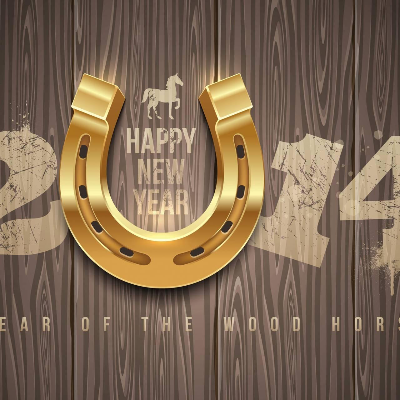 2014 Lucky Year