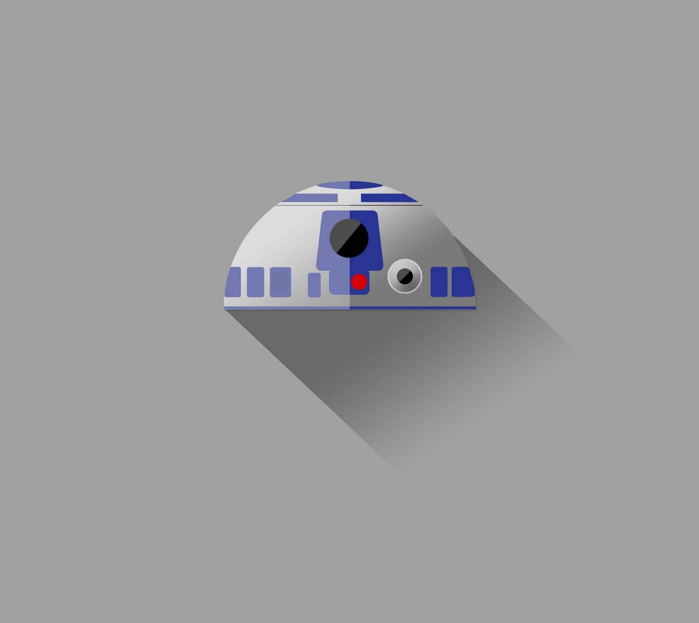 Flat R2D2