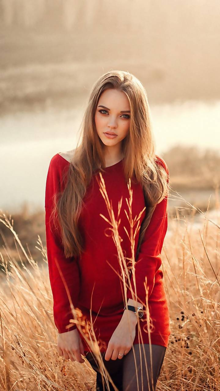 Red in the field