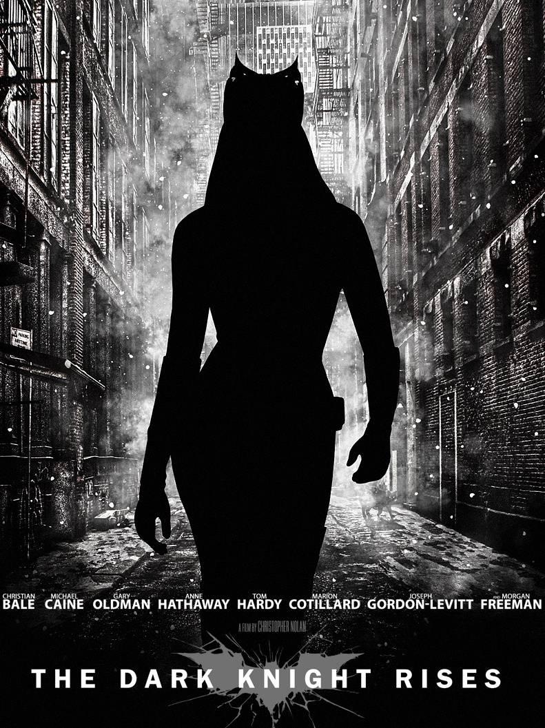 Catwoman Dark Knight