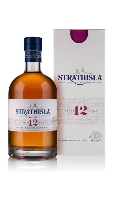 Strathisla Scotch