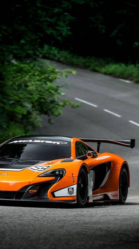 McLaren GT3