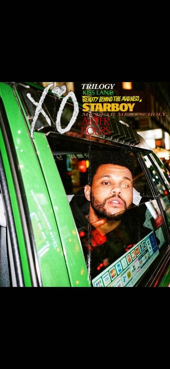 The Weeknd Chapters Wallpaper By Sagemartiinez 4c Free On Zedge