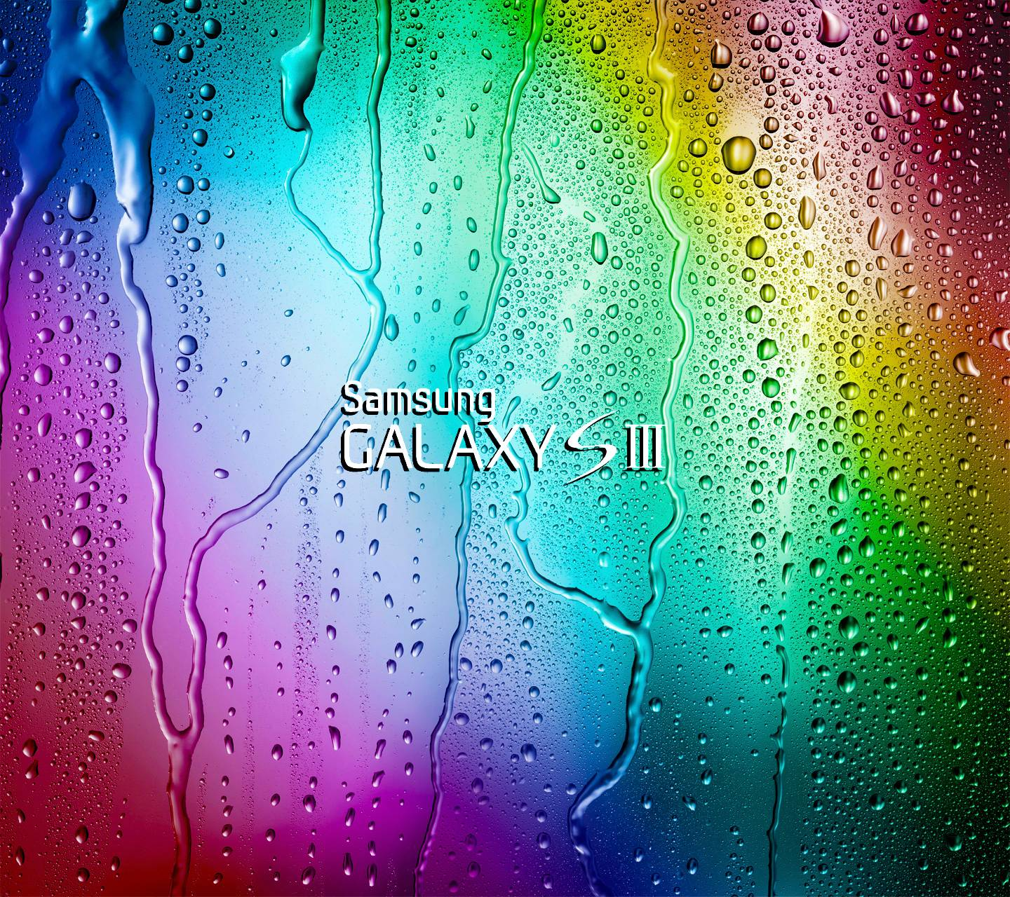 Colourful Galaxy S3