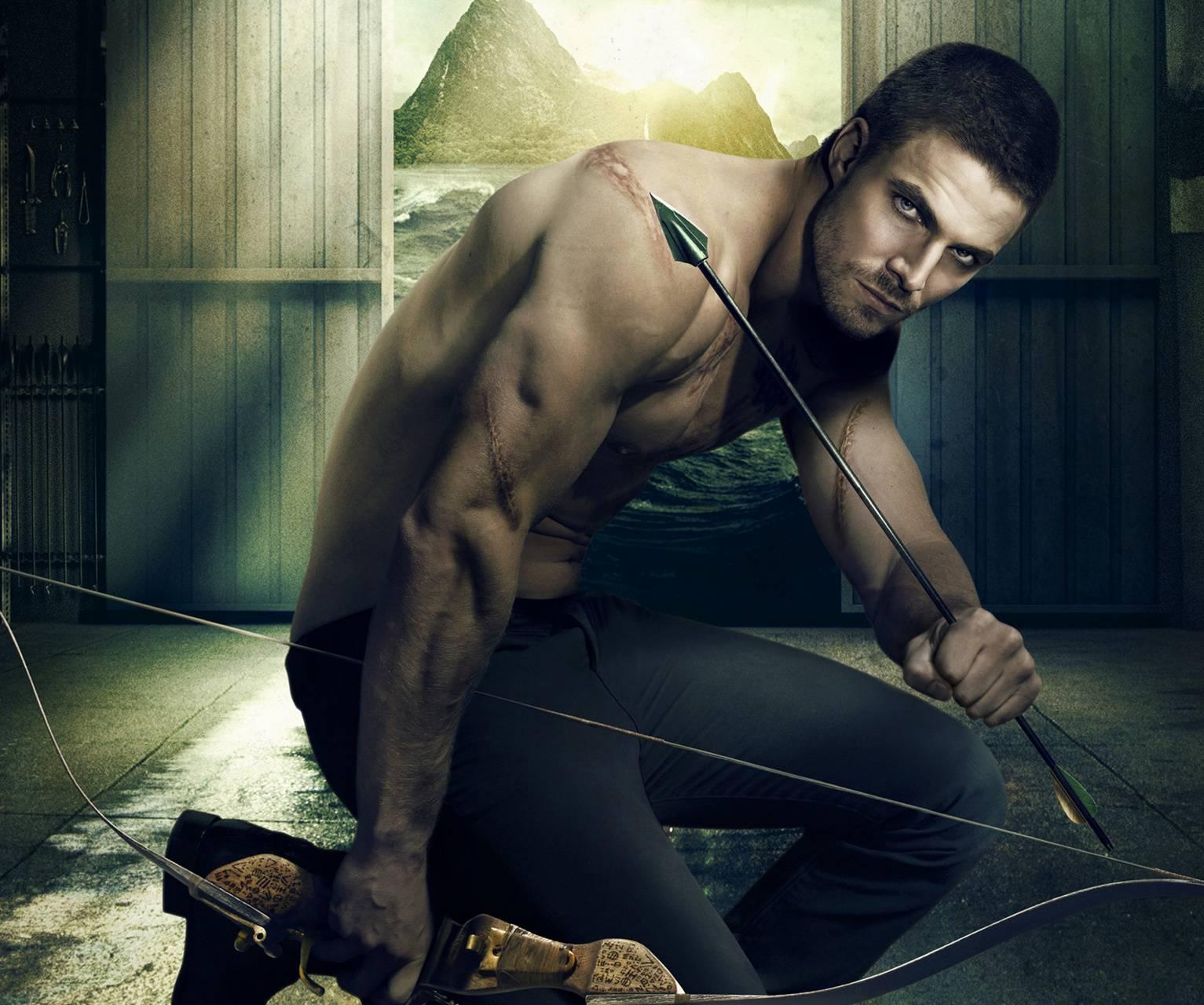 Oliver Queen Arrow