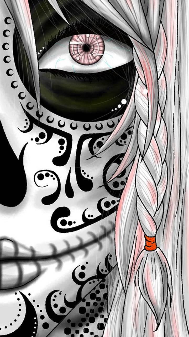 Sugar skull queen