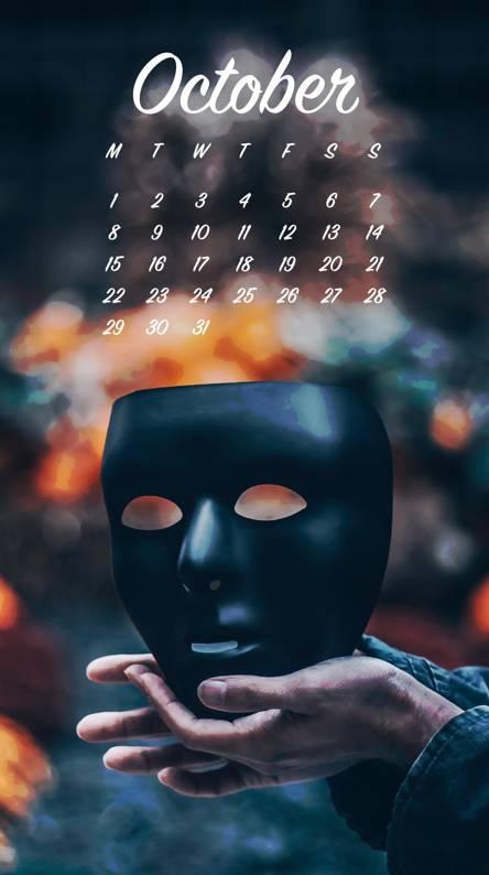 October Mask