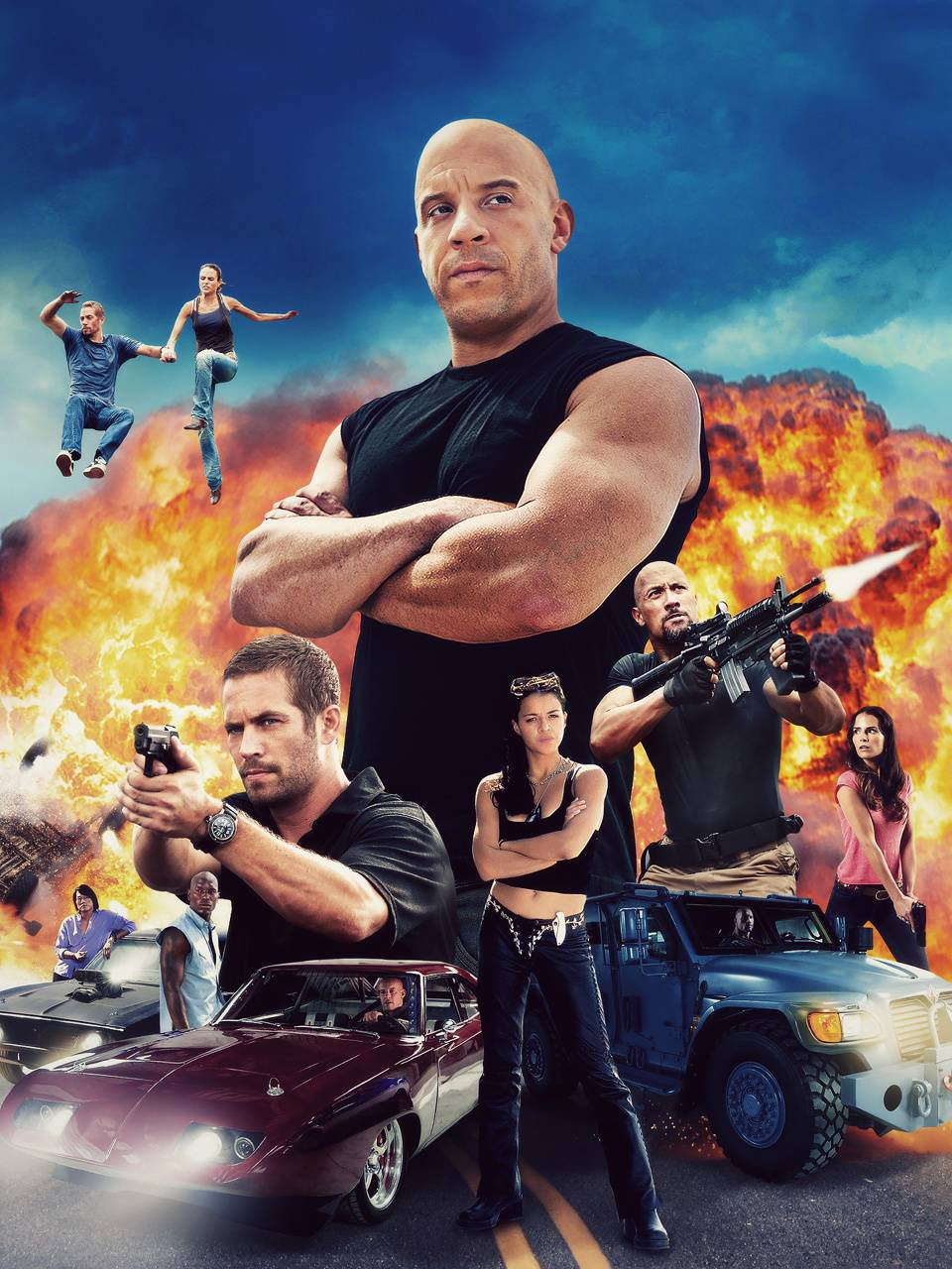 Fast And Furious 6 Wallpaper By Silverbull735 E5 Free On Zedge