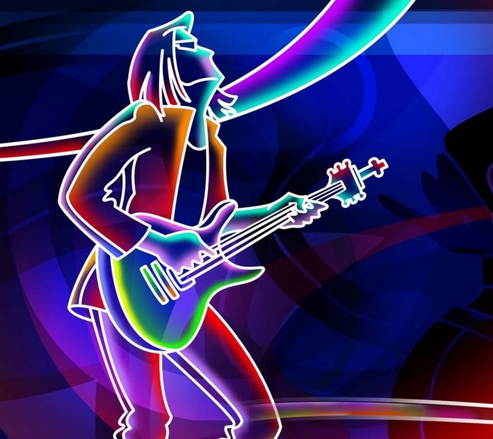 Neon Rocker