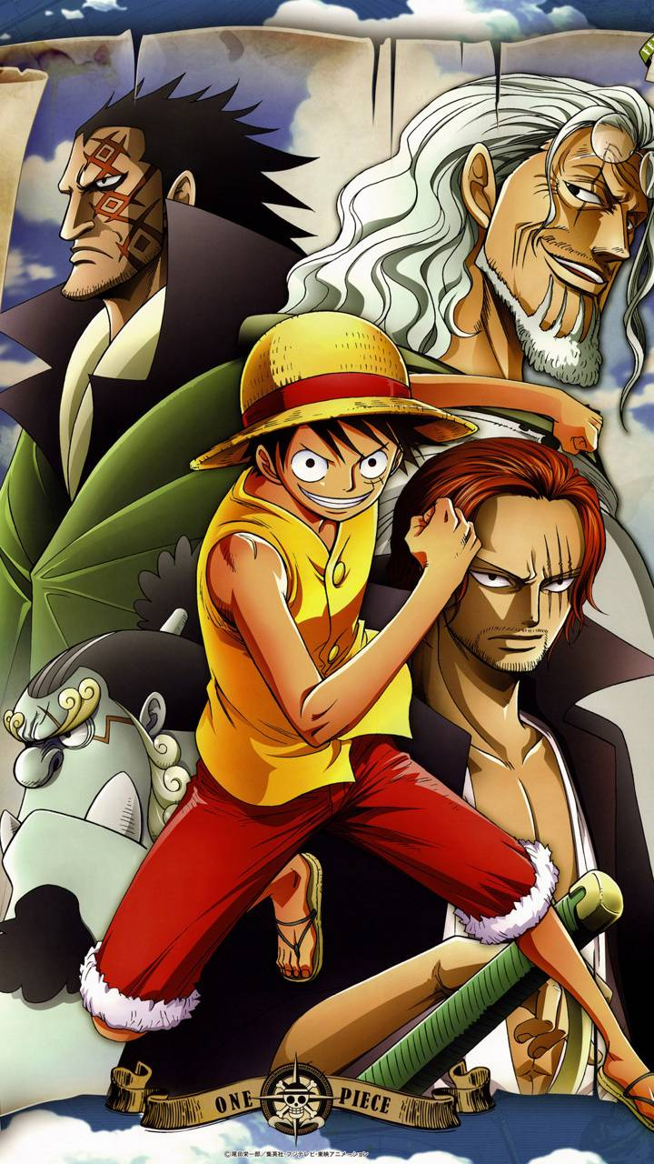 Luffy and others