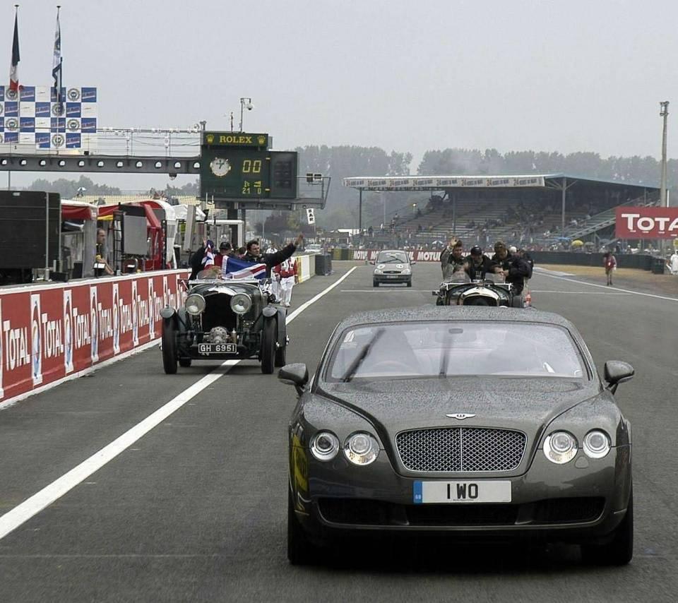 Bentley Gt 4