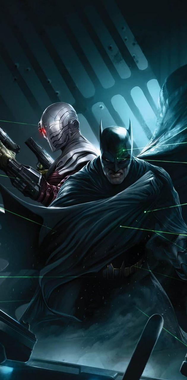 Batman and Deadshot