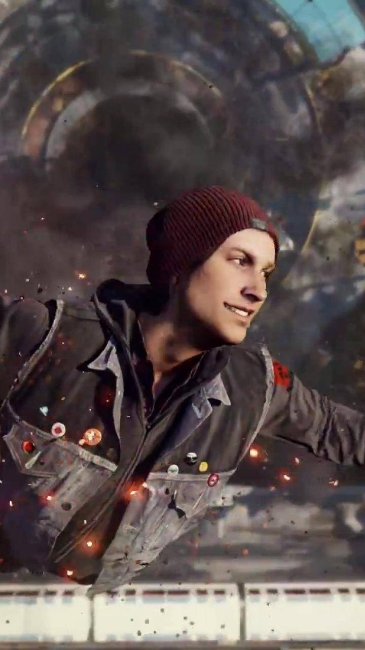 Delsin Rowe Wallpaper By Andyhdpaper 10 Free On Zedge