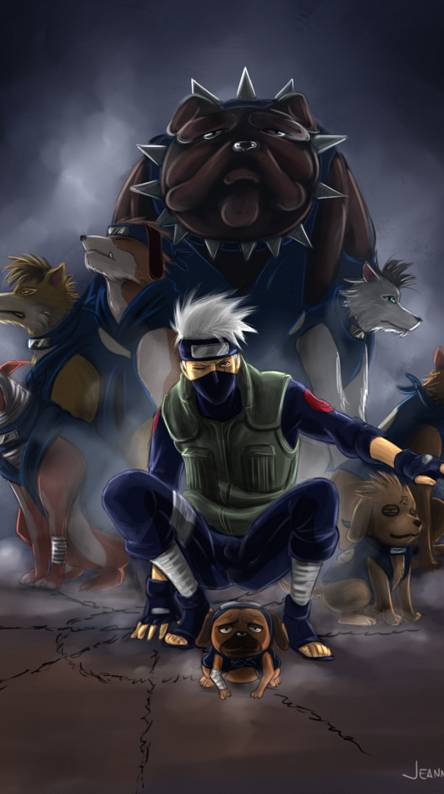 Anbu Kakashi Wallpapers Free By Zedge