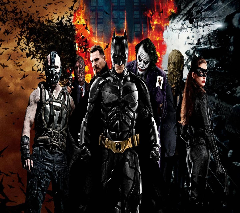 The Dark Knight Rise