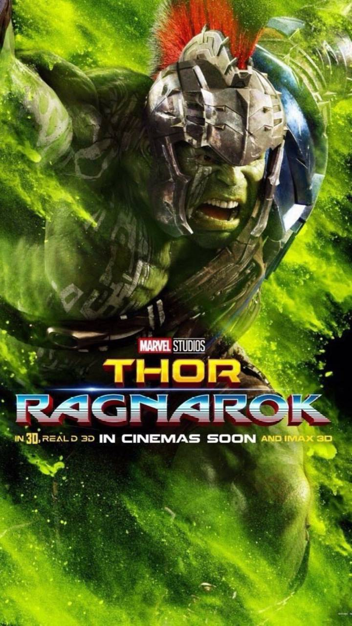 Hulk Thor Ragnarok wallpaper by adios411 - KXD3MU76CU4LY