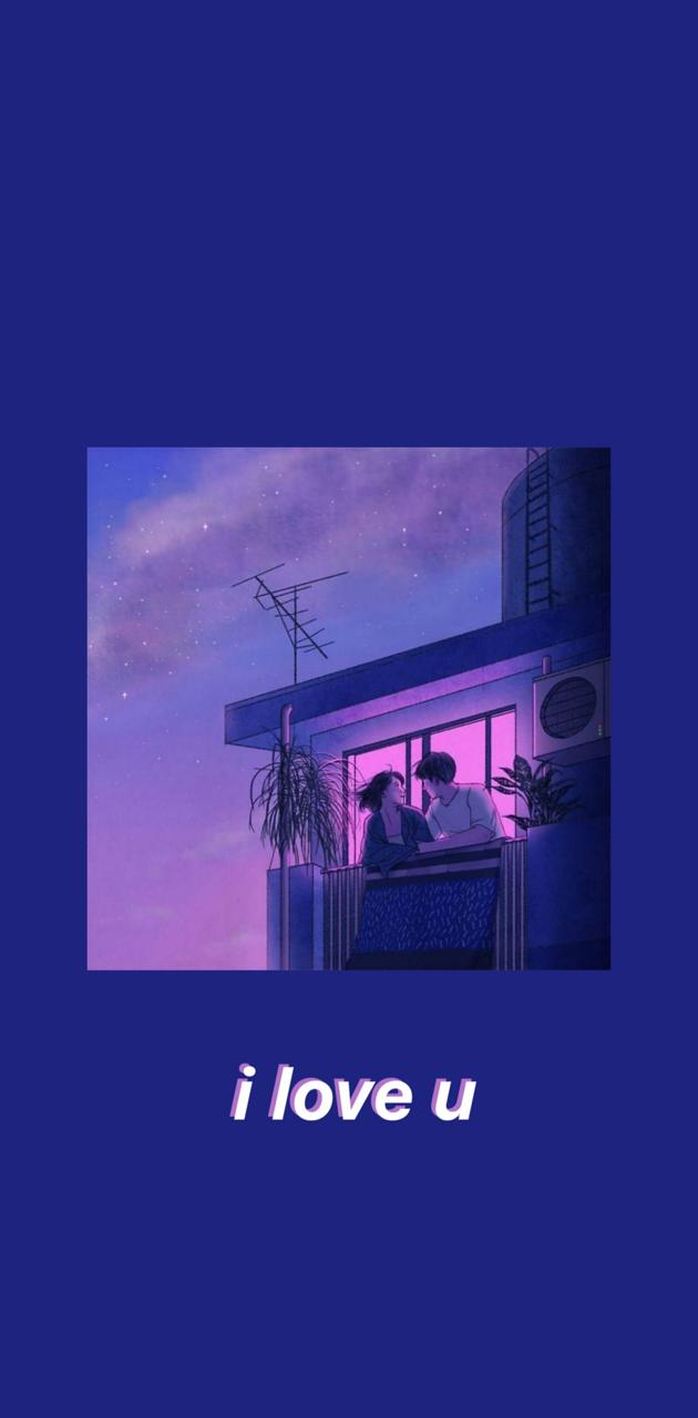Aesthetic Anime Love