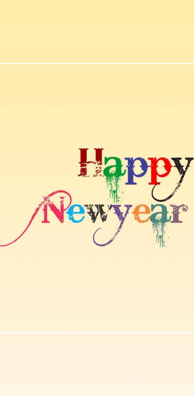 Happy New Year v2