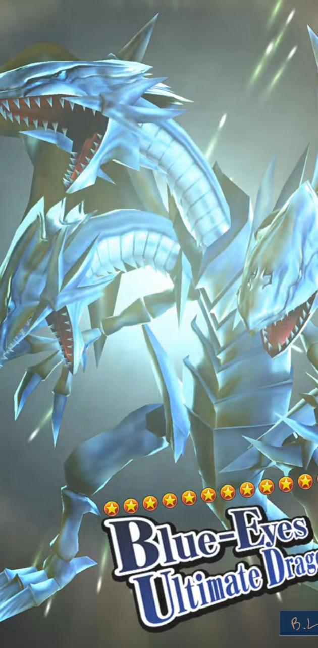 Blue-Eyes Ult Dragon