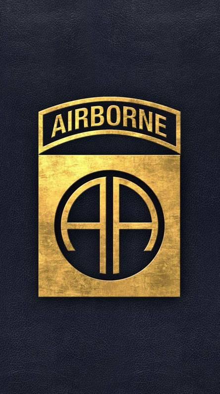 82nd Airborne gold