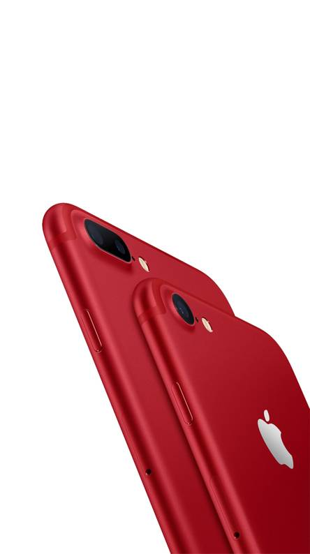 Iphone 7 Product Red Wallpapers Free By Zedge