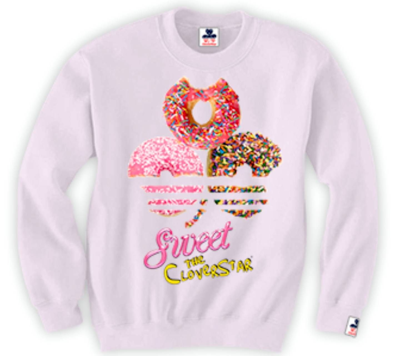 Sudadera donuts