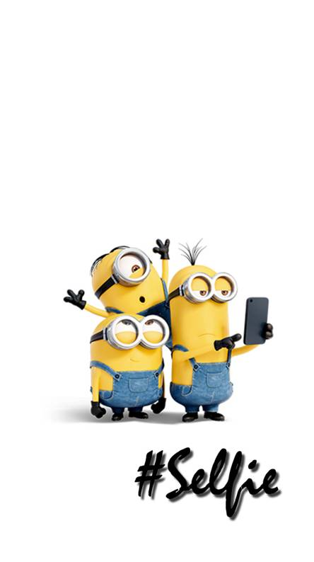 Minions-Selfie