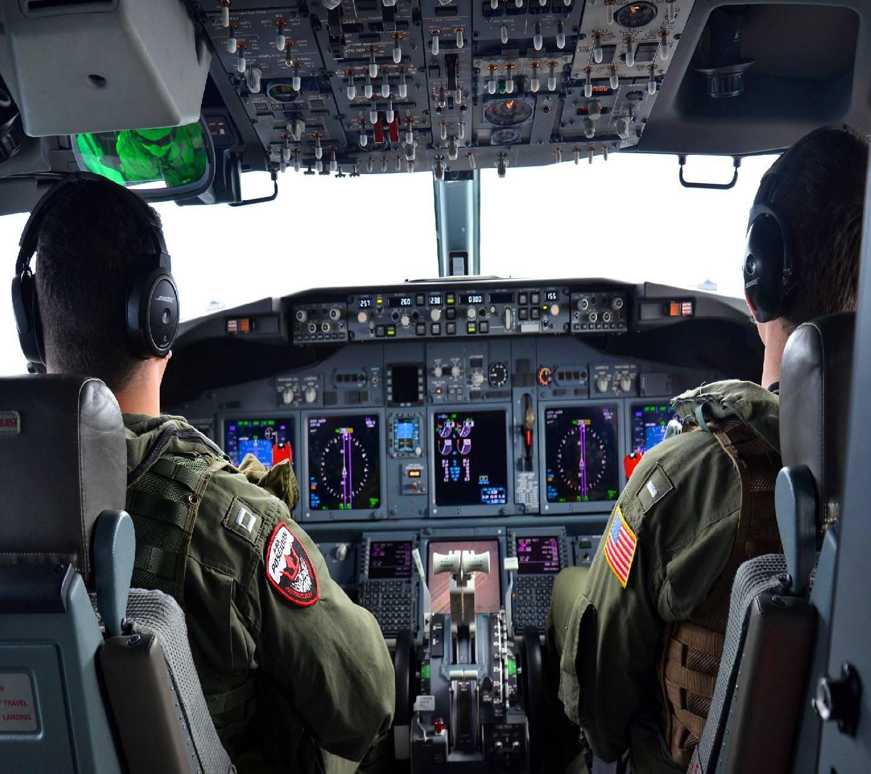 cockpit aircraft
