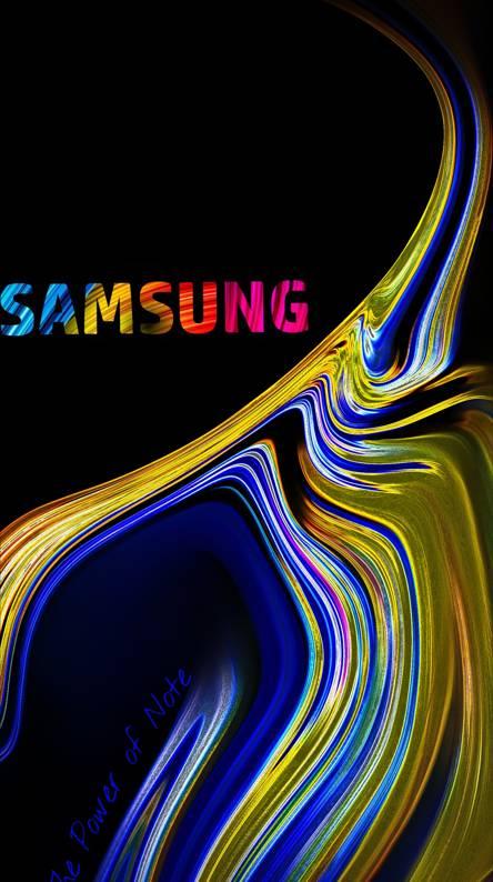 Samsung Logo Wallpaper 4k