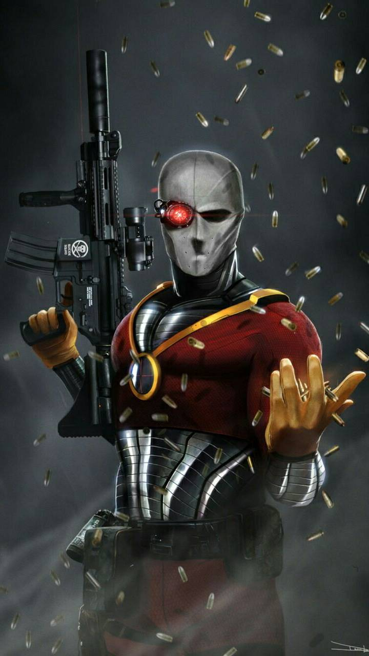 Image result for deadshot wallpaper