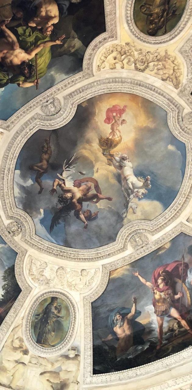 Aesthetic ceiling