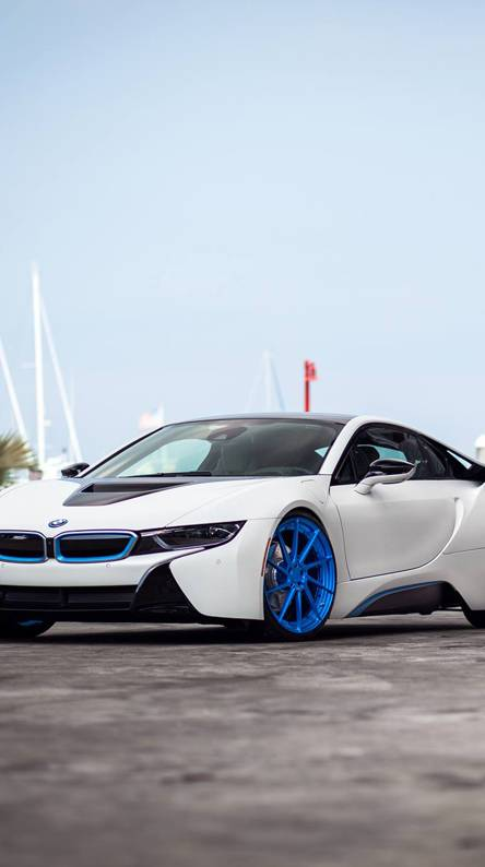Bmw I8 Wallpapers Free By Zedge