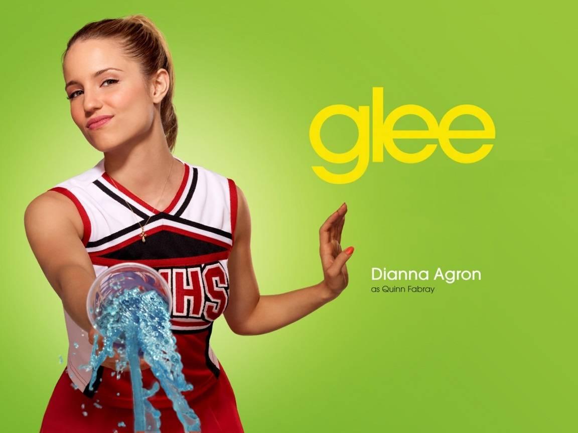 Dianna Agron Glee