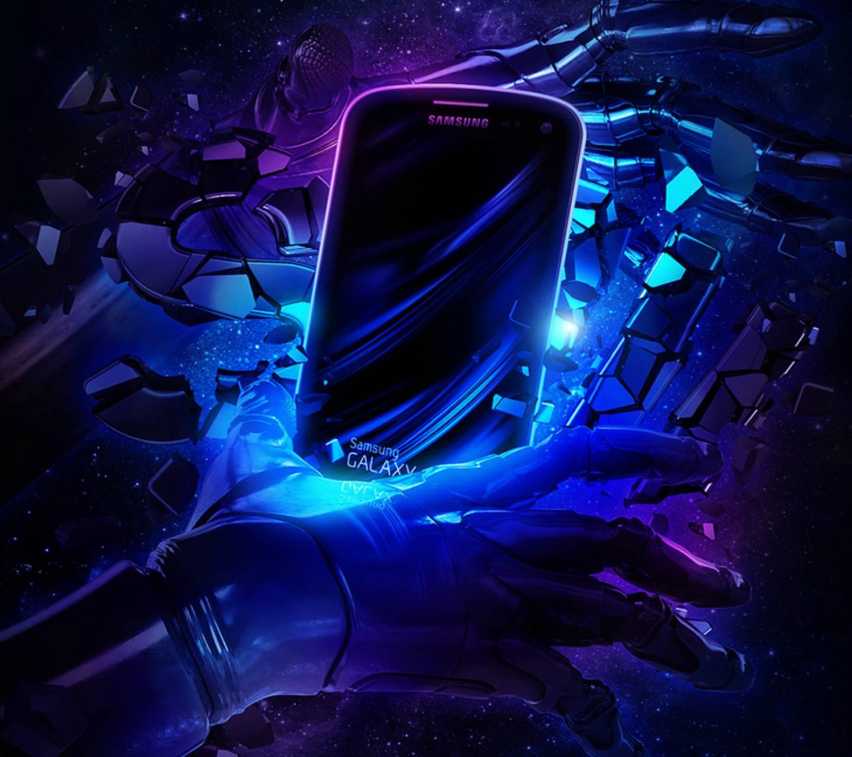 Cyborg Galaxy S3