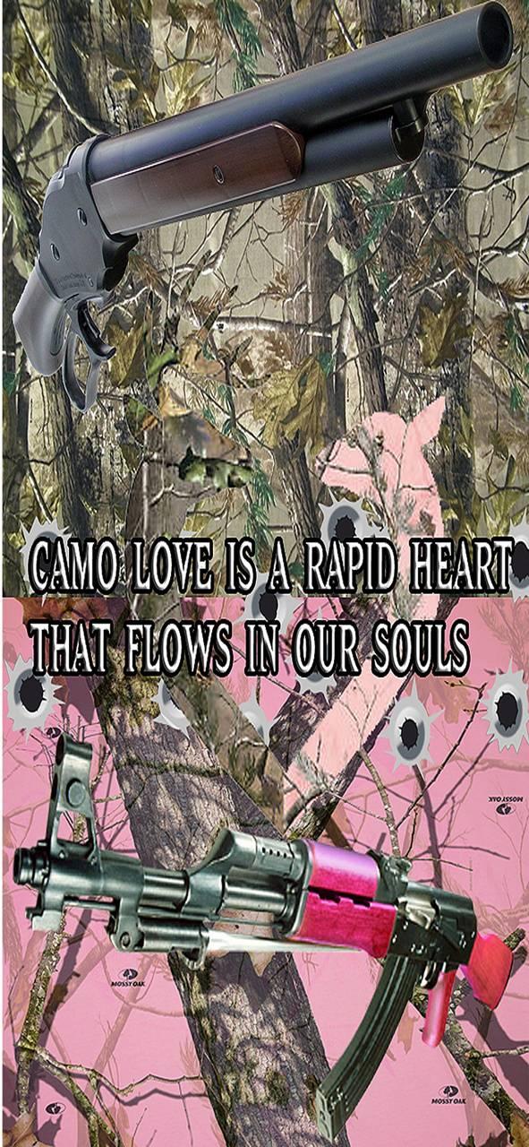 camo love