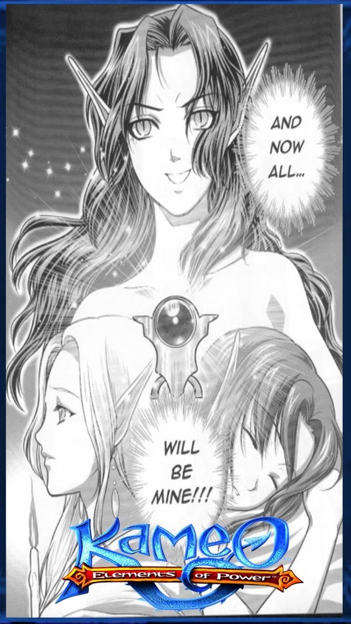 Kameo manga WP