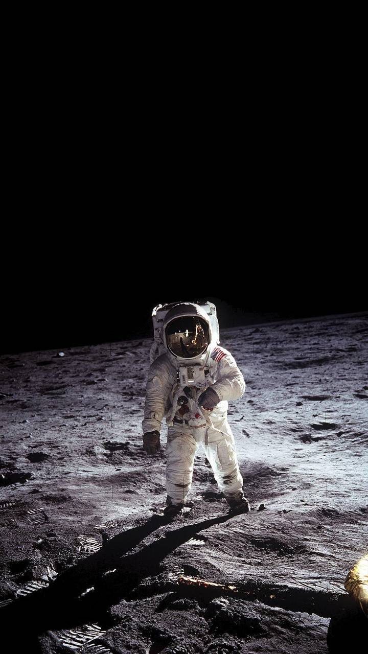 Astronaut Desolation
