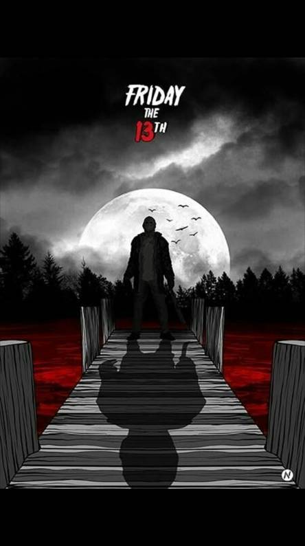 Friday the 13th ringtones and wallpapers free by zedge - Friday the thirteenth wallpaper ...
