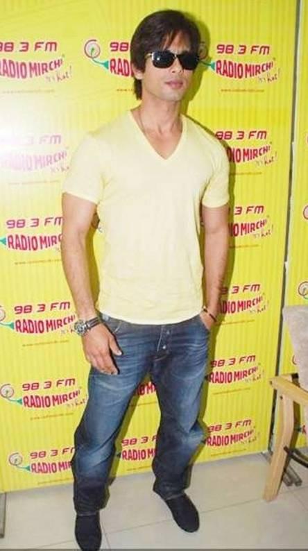 Shahid Kapoor New