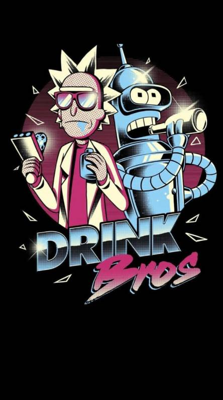 Rick and Bender