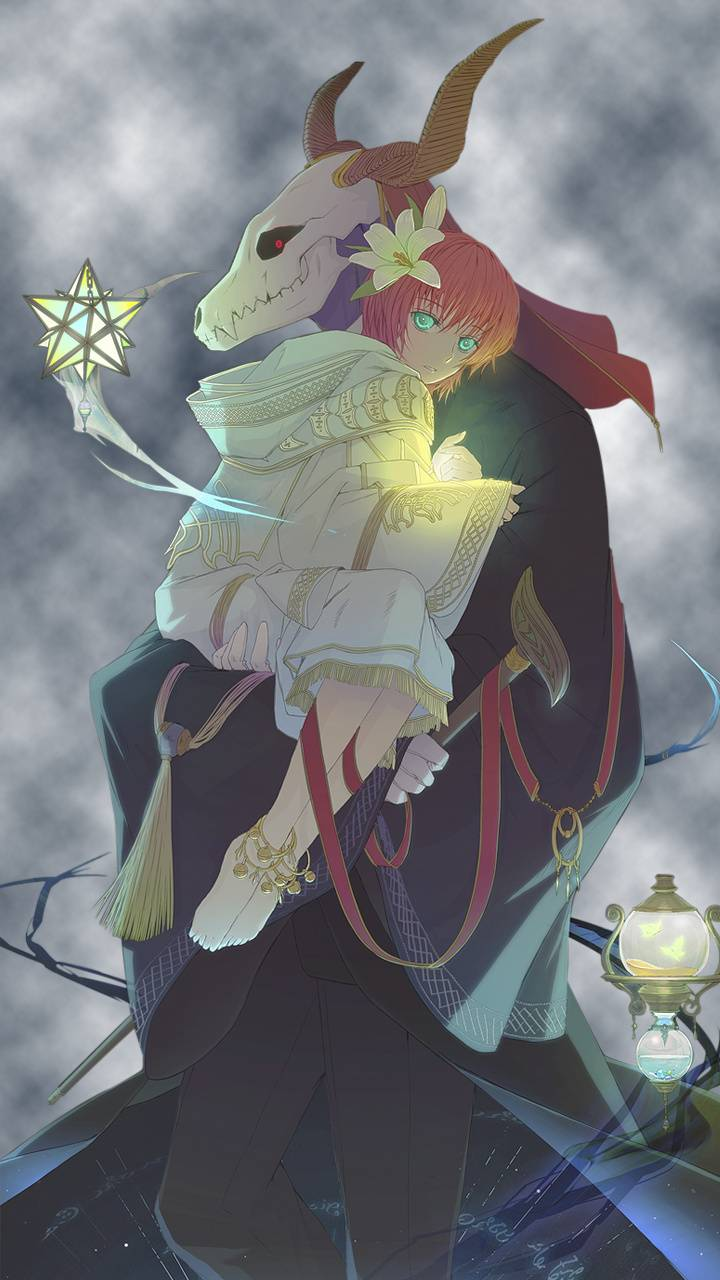 Ancient Magus Bride Wallpaper By Missystarburst 9d Free On Zedge