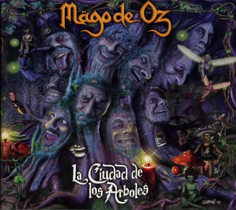 Mago De Oz Arboles