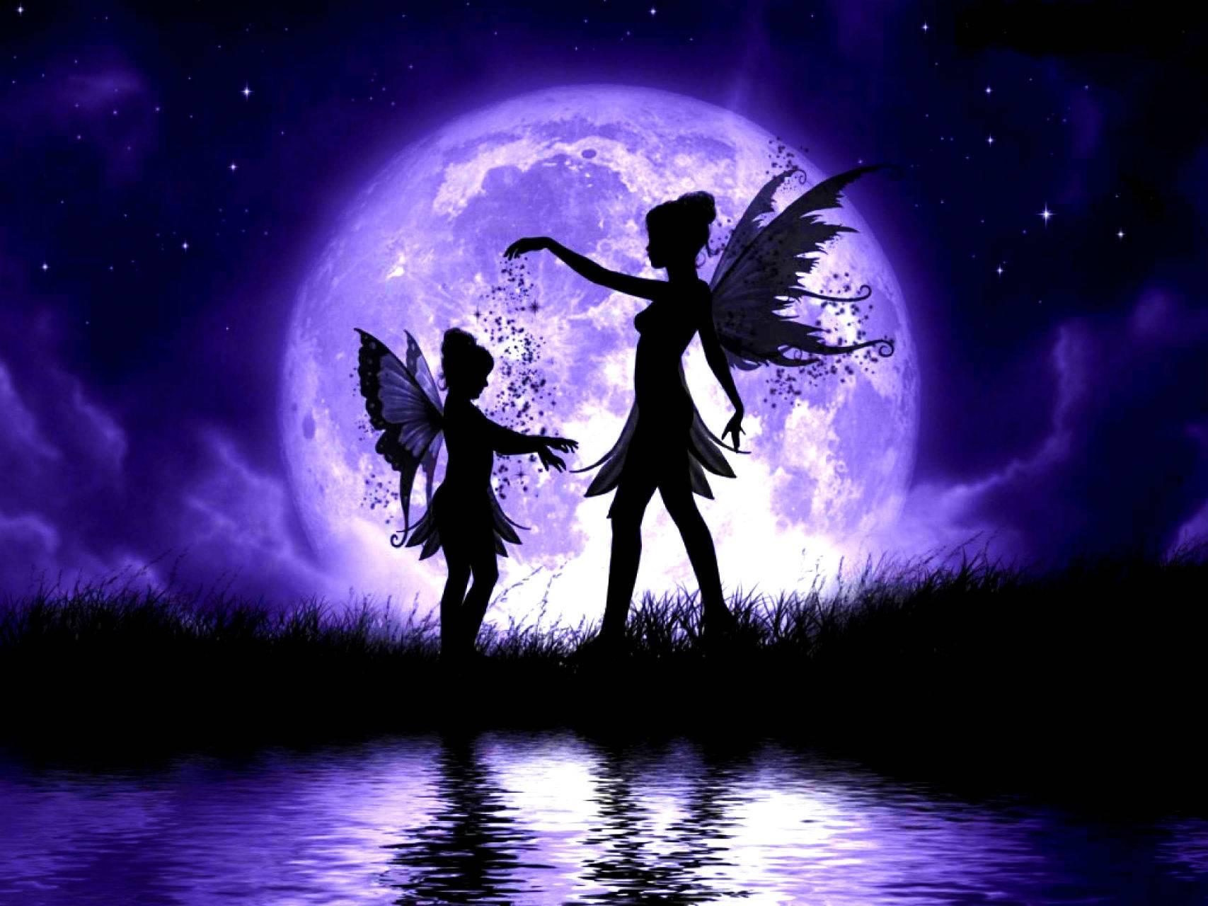 Purple Fairies